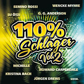 110% Schlager - Vol. 2 von Various Artists