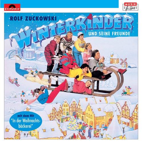 Winterkinder ...auf der Suche nach Weihnachten von Rolf Zuckowski