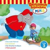 Benjamin Minis - Folge 3: Das erste Fahrrad von Benjamin Blümchen