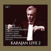 Karajan conducts Mahler by Christa Ludwig