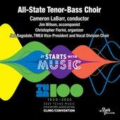 2020 Texas Music Educator's Association (TMEA): All-State Tenor-Bass Choir [Live] von All-State Tenor-Bass Choir