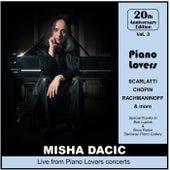 Misha Dacic Live from Piano Lovers Concerts von Misha Dacic