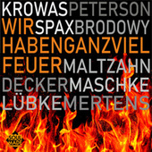 Wir haben ganz viel Feuer (We Didn't Start the Fire) by Michael Krowas