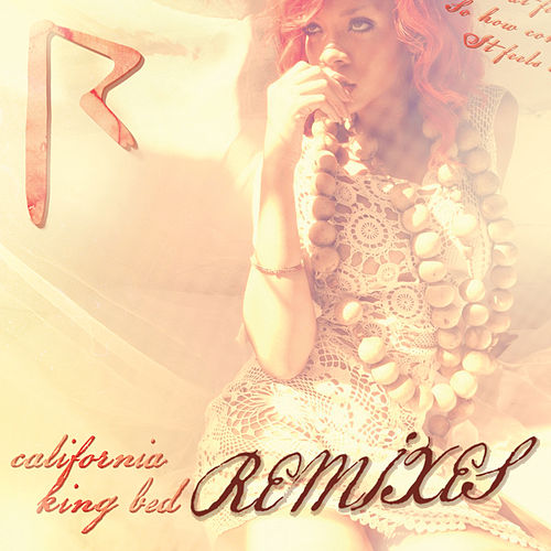 California King Bed by Rihanna