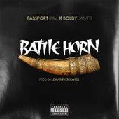 Battle Horn (feat. Boldy James) by Passport Rav