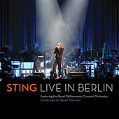 Live In Berlin by Sting
