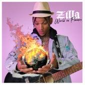 World in Flames van Zilla