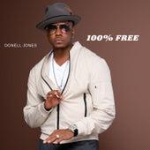 100% Free von Donell Jones