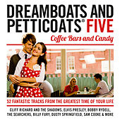 Dreamboats & Petticoats 5 - Coffee Bars and Candy by Various Artists