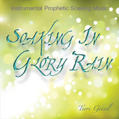 Soaking in Glory Rain (Instrumental Prophetic Soaking Music) de Terri Geisel