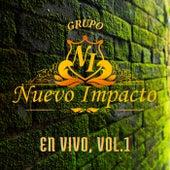 En Vivo, Vol.1 by Grupo Nuevo Impacto