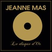 Le disque d'or by Jeanne Mas
