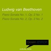 Green Edition - Beethoven: Piano Sonatas Nos. 1 & 2 von Alfred Brendel
