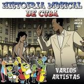 Historia Musical De Cuba by German Garcia