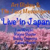 Live In Japan by Art Blakey