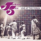 Live At The Forum de The Jackson 5
