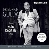 Mozart, Beethoven & Others: Piano Works (Remastered 2021) [Live] by Friedrich Gulda