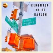 Remember Me To Harlem de Lara Downes