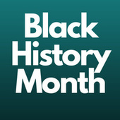 Black History Month van Various Artists