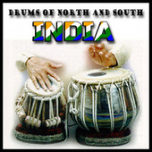 Drums of North and South India by Various Artists