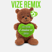 i miss u (VIZE Remix) de Jax Jones