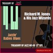 Jazzin' Babies Blues - Treasury Of Jazz No. 49 (Recordings of 1927 & 1929) by Richard M. Jones