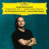 Rachmaninoff: Symphony 1 + Symphonic Dances by Philadelphia Orchestra