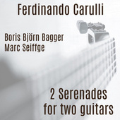Carulli: 2 Serenades For Two Guitars von Boris Björn Bagger