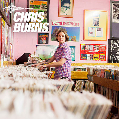 410 Paradox Underground Presents Chris Burns by Chris Burns