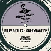 Screwface by Billy Butler