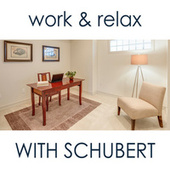 Work & Relax with Schubert by Franz Schubert
