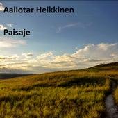 Paisaje by Aallotar Heikkinen