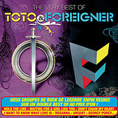 The very Best Of  Toto & Foreigner de Various Artists