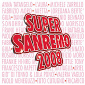 Super Sanremo 2008 de Various Artists