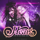 Live in Las Vegas 1995 (live) by Heart