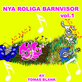 Nya Roliga Barnvisor, vol.1 by Piccolo-ensemblen