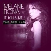 It Kills Me (Ghostface Remix) by Melanie Fiona