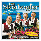 A Musi zum Gernhab'n - traditionelle Volksmusik von Die Stoakogler