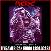 Sinners Not Saints (Live) de AC/DC