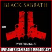 War Criminals (Live) de Black Sabbath
