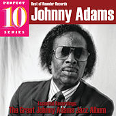 The Great Johnny Adams Jazz Album von Johnny Adams