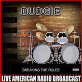 Breaking The Rules (Live) de Budgie