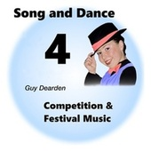 Song and Dance 4 - Competition & Festival Music by Guy Dearden