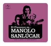 Flamenco es... Manolo Sanlucar de Manolo Sanlúcar