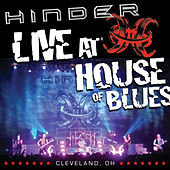 Live at House Of Blues -- Cleveland, OH de Hinder