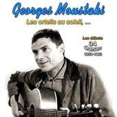 Georges moustaki (34 chansons 1959-1962) von Georges Moustaki