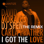 I Got The Love (David Morales NYC Radio Edit) von David Morales