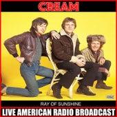 Ray Of Sunshine (Live) de Cream
