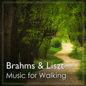 Music for Walking: Brahms & Liszt by Johannes Brahms