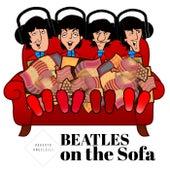 Beatles On The Sofa von Giacomo Bondi